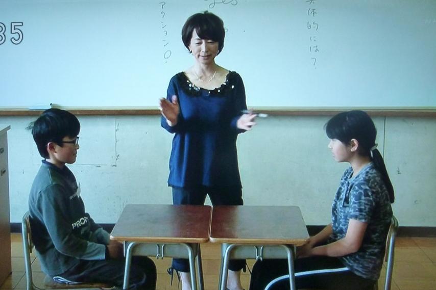 ようこそ先輩:阿川佐和子: きょうの発見